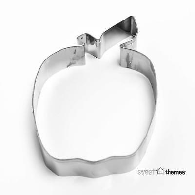 Apple Stainless Steel Cookie Cutter