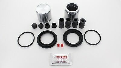 VW Passat 1997-2005 FRONT Brake Caliper Repair Kit +Pistons (BRKP9)
