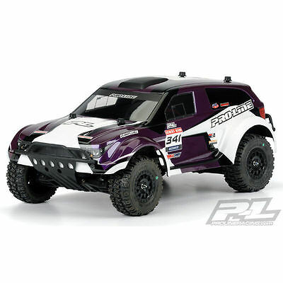 Pro-Line Desert Raid Unpainted Body for Traxxas Slash, Slash 4x4 & SC10 - PL3419