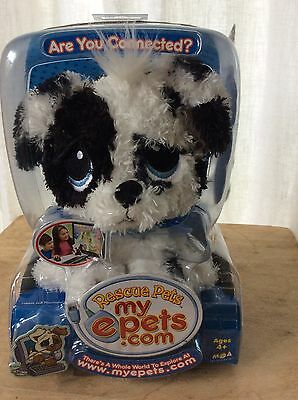 Rescue Pets/My Epets.Com,Toy 4Yrs+Up, NEW In Box, Never Opened