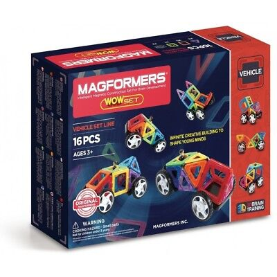 Magformers WOW Set Brand New