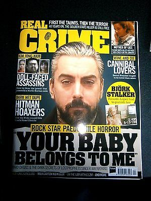 Real Crime Magazine Issue 24 (new)