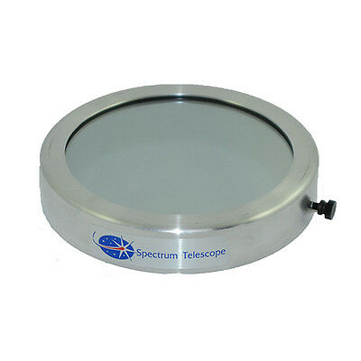 """Glass Solar Filter 4.25"""" ST425G fits 3 7/8""""(98mm) to 4 1/8""""(105mm)"""