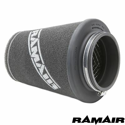 Ramair Performance Universal Air Filter Cone Intake 90mm Internal Diameter Neck