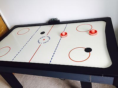 Powered Air Hockey Table