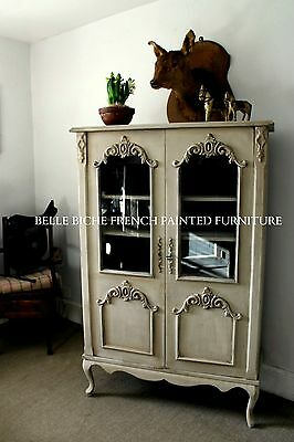 Fine French Louis Xv Style Vitrine