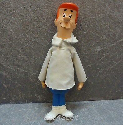 "🌠 Applause ~ The Jetsons ~ 11.5"" Doll ~ George Jetson Doll Figurine ~ COOL! 🌠"