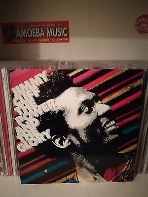 Jimmy Cliff – The Power And The Glory Lp (Cbs, Eu 1984)