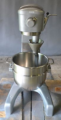 Used Hobart D-300 30 Qt Commercial Mixer, Excellent, Free Shipping!!!