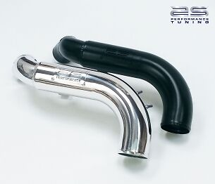 AS Performance Focus ST Alloy top induction pipe satin black