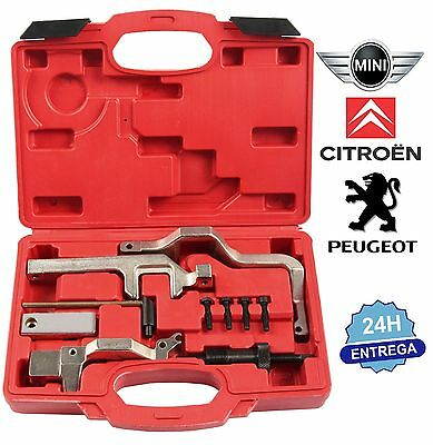 Kit calado distribucion Bmw, Mini, Citroen,Peugeot N12 N14 R55 R56 - Timing tool