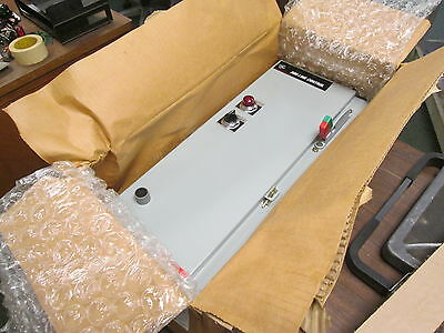 GE Non-Fusible Size 1 Combination CR308CT94H31DALRA 3P Type 1 Enclosure New Surp