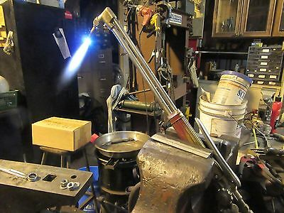 """Victor ST1600,Cutting Torch,22""""OAL,GOOD WORKING~TESTED #V6.7.17"""