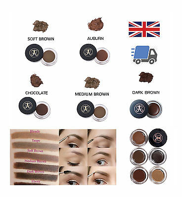 Anastasia Beverley HIlls Dipbrow Pomade Make Up Dip Brow Pomade New with Box UK