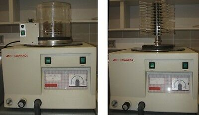 Freeze Dryer- Edwards Modulyo EF4-SERVICED-WARRANTY- £1895-Vacuum Pump Available