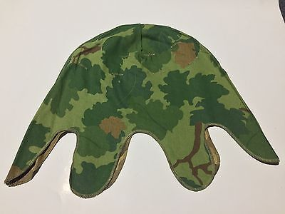 Early/ Mid Vietnam War Us Mitchell Camo M1 Helmet Cover