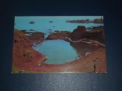 Postcard The Old Pool Dunbar Postmarked 1974