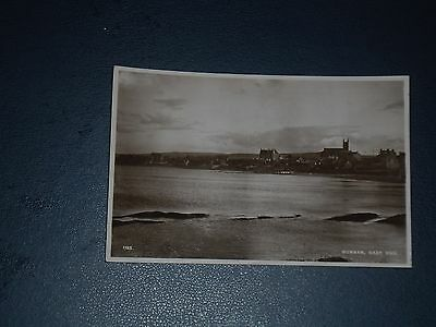 Real Photo Postcard  Dunbar East End, Unused