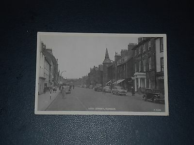 Postcard High Street Dunbar, Unused