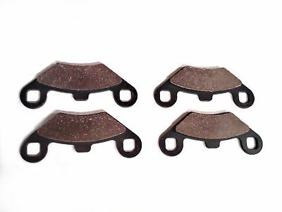 1994-1999 Polaris Sport 400L ATV 2x4 Genuine Monster Front Brake Pads