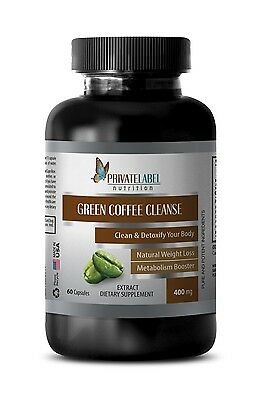 Green coffee fat burner - GREEN COFFEE CLEANSE weight loss appetite suppres 1B