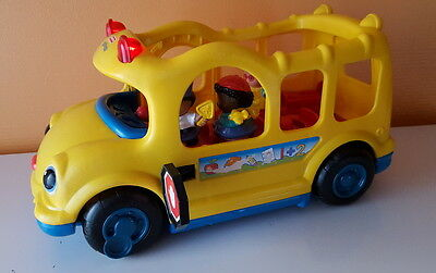 Fisher Price - Le bus Little People