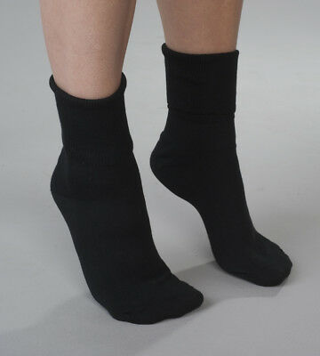 Buster Brown 100% Cotton Ankle Socks - Pack of 3 Pairs