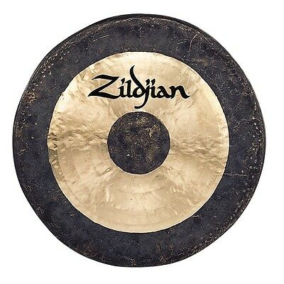"""12"""" Zildjian Traditional Gong (P0512) with Mallet"""