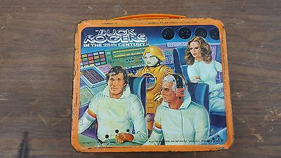 Vintage 1979 Buck Rogers in the 25th Century lunch box by Aladdin