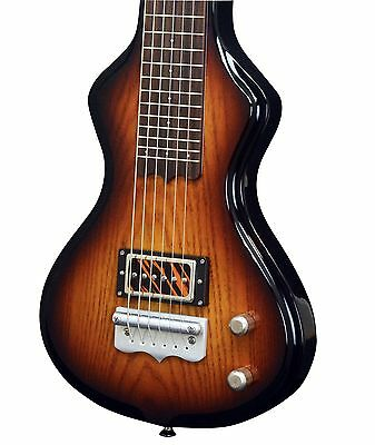 Asher Guitars Custom Shop Short Scale Lap Steel Guitar - 23 scale  6 string