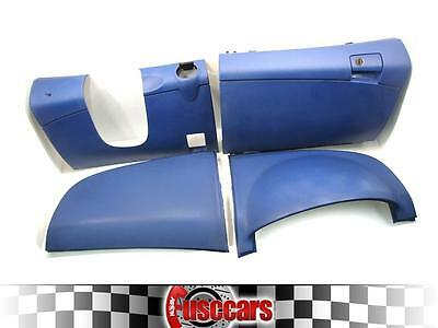 Holden Commodore VE SS SSV HSV Genuine Factory Blue / Colour Coded Dash Panels