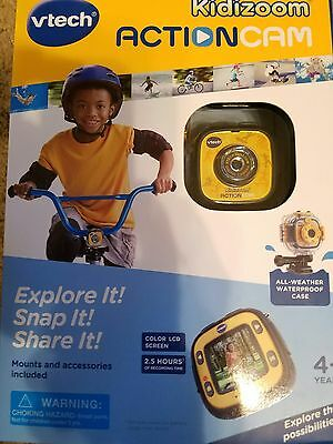 Kidizoom Action Cam by Vtech - Brand New - Factory Sealed