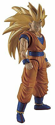 Bandai Figure-Rise Standard Super Saiyan 3 Son Goku Dragon Ball Z Building Kit