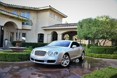 2006 Bentley Continental GT GT Coupe 2-Door 2006 Bentley Continental GT 2dr Cpe