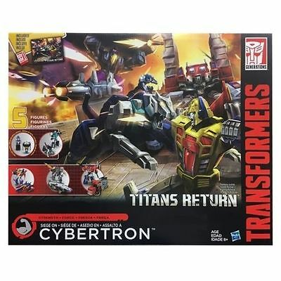 Transformers Titans Return Cybertron Action Figure (Strength.force.fuerza.forca)