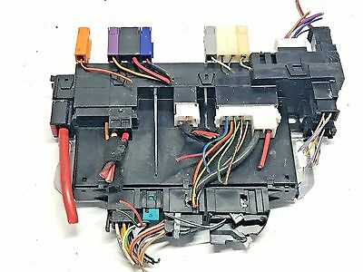 2000 06 mercedes benz w220 s500 rear fuse box body control module