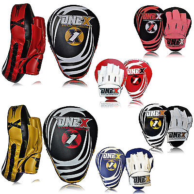 Smarties Focus Pads,Hook and Jab,MMA Boxing Kick Muay Thai Mitts Adult Training