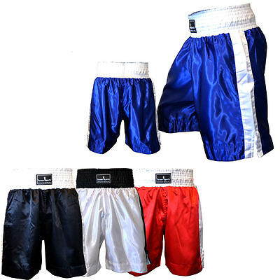 TurnerMAX Boxing Shorts Trunks Muay Thai Training