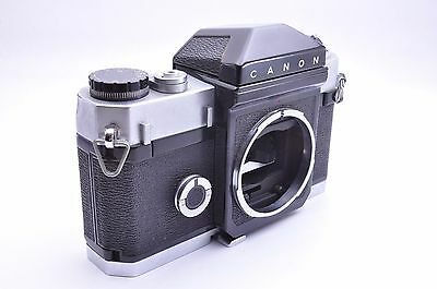Vintage!! Canon Canonflex 35mm SLR Camera Body From JAPAN