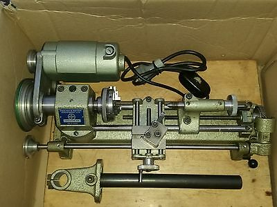 unimat-sl mini metal lathe