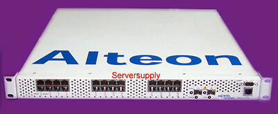 Nortel Alteon Application Loadbalancer Switch 2224 L7 EB1412011   IPv6 + FW 24.x
