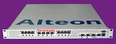 Nortel Alteon Application Loadbalancer Switch 3408 L7 EB1412004  IPv6 FW 25.x