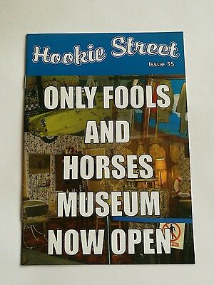 Hookie street Only Fools And Horses Fan Club Magazine Issue 35