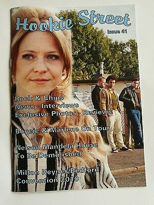 Hookie street Only Fools And Horses Fan Club Magazine Issue 41