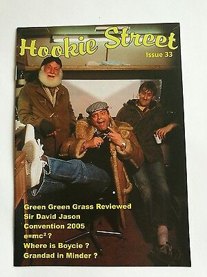Hookie street Only Fools And Horses Fan Club Magazine Issue 33