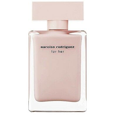 Narciso Rodriguez For Her EDP 50ml EAU DE PARFUM / Spray & Original Verpackt