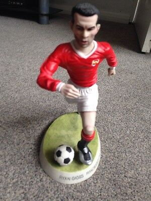 9 Inch Ryan Giggs Grogg Limited Edition For His Testimonial 2001