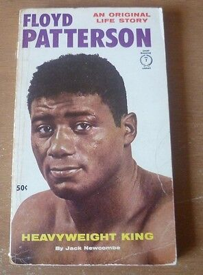 Floyd Patterson: An Original Life Story by Jack Newcombe - Boxing Book (1961).