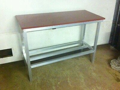 *SPECIAL OFFER*  butchers poly top cutting table