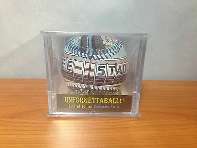 Yankee Stadium LTD ED Collectable Series Baseball - Unforgettaball